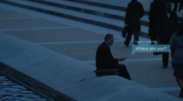 House of Cards - Texting